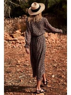 ivana dress s20 98 4680 circle of trust jurk leopard