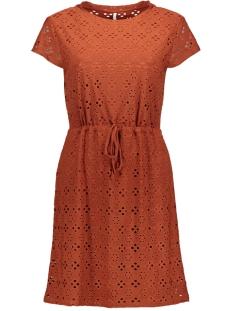 Only Jurk ONLSONIA S/S DRESS JRS 15204311 BURT HENNA