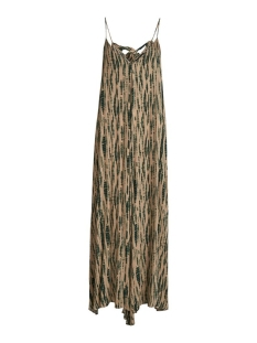 Object Jurk OBJBIA LONG STRAP DRESS 109 23032904 INCENSE/SCARAP