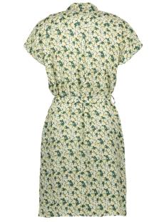 objebbie s/s shirt dress 109 23032920 object jurk scarab/multi color