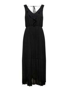 Only Jurk ONLANGILA S/L DRESS WVN 15202709 BLACK