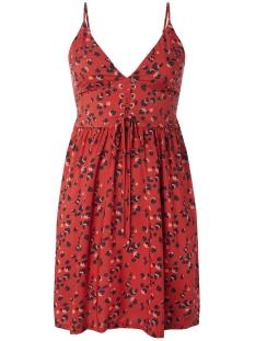 lw tolowa strappy dress 0a8922 o`neill jurk 3990 red aop