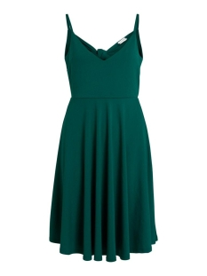 Vila Jurk VIJANSANE STRAP DRESS/SU 14057245 Ultramarine Green