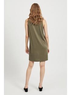 objtia s/l dress 109 23032967 object jurk burnt olive