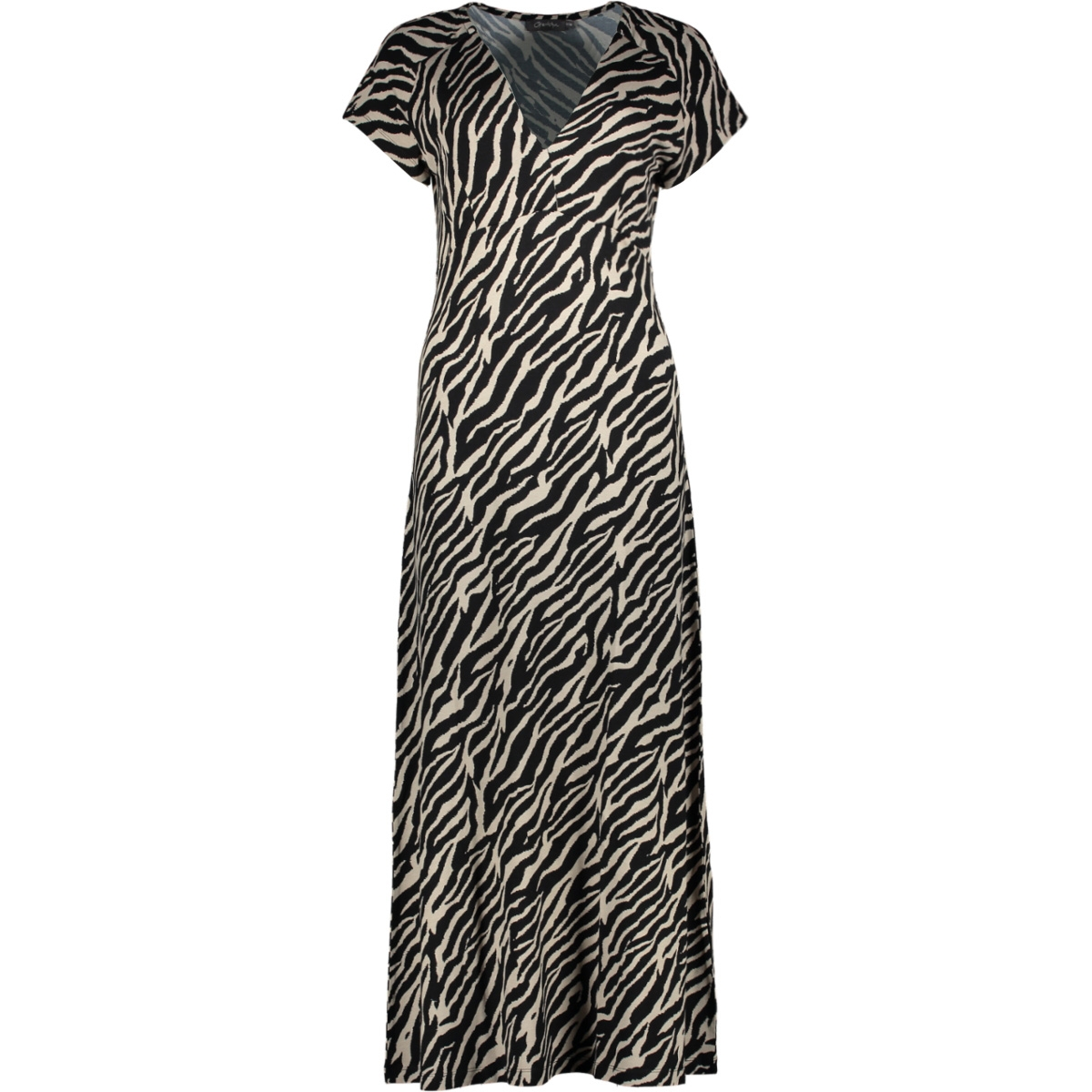 dress zebra jane 07359 60 geisha jurk black/sand