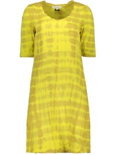 linnen jurk 23001582 sandwich jurk 30020