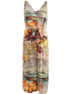 NED Jurk SOFIE SL COLORED GLITTER JUNGLE NED20S2 LT182 02 903 COLORED