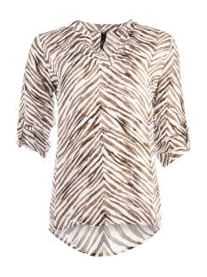 carola 3 4 sand zebra linen ned20s2 nt173 04 ned blouse 600 sand