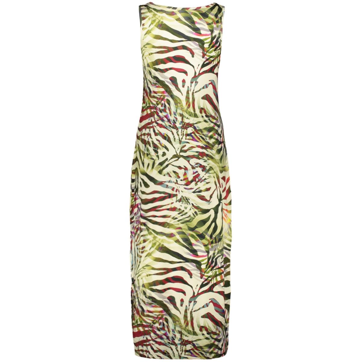 river dress sleeveless 07043 60 geisha jurk army/red