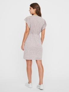 vmrakel short dress jrs 10230826 vero moda jurk birch/brownie st