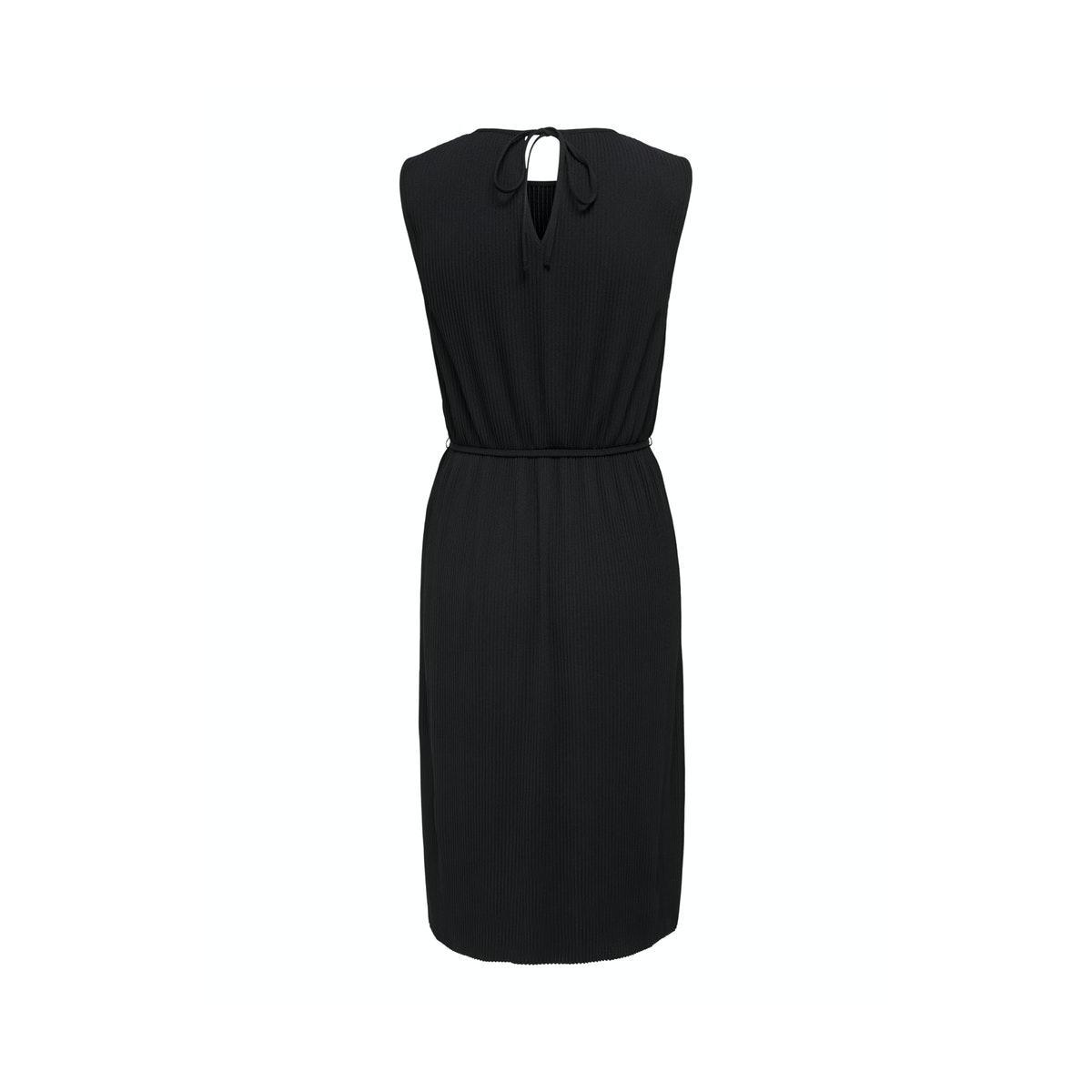 jdymatunna s/l dress jrs 15204896 jacqueline de yong jurk black/end stoppe