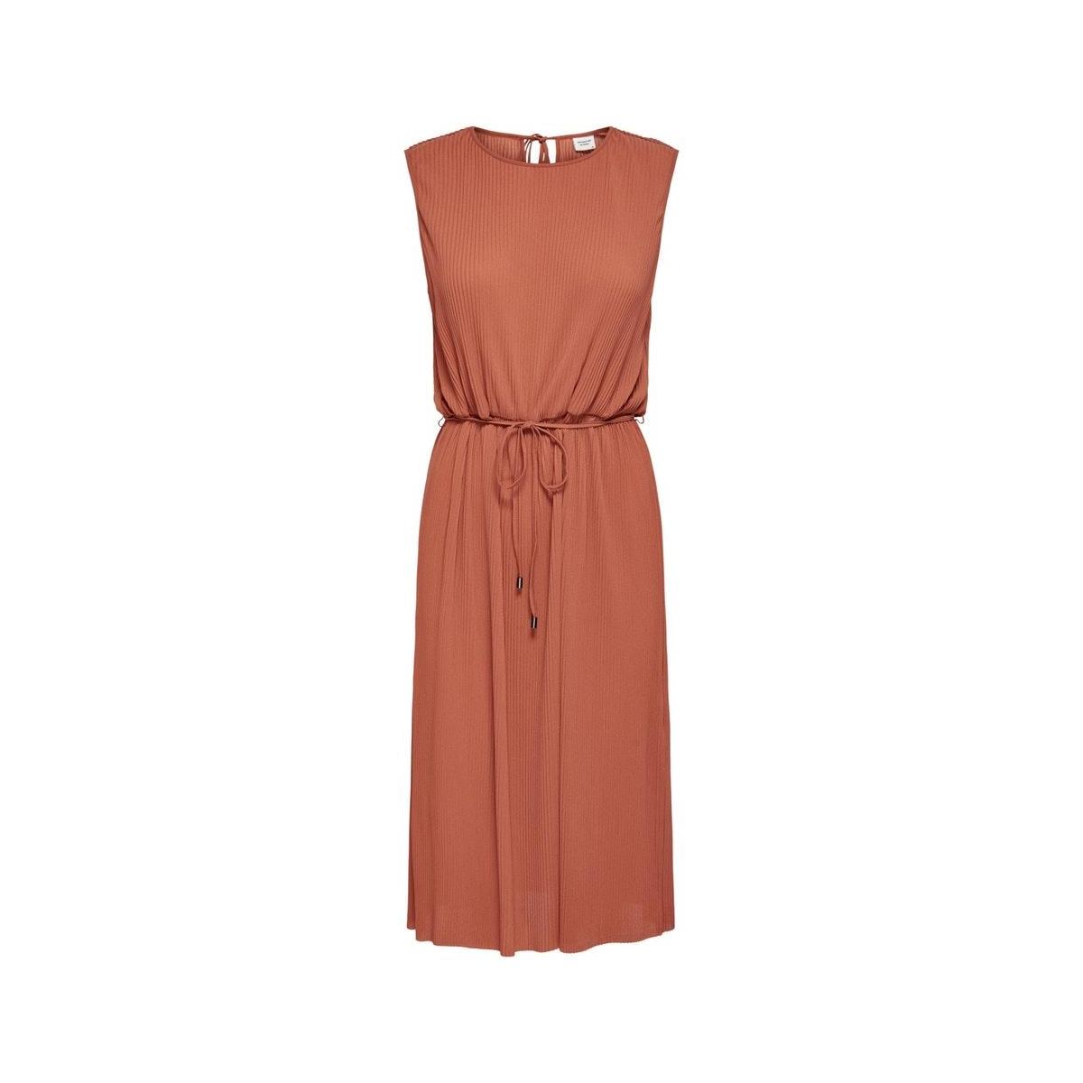 jdymatunna s/l dress jrs 15204896 jacqueline de yong jurk bruschetta/end stoppe
