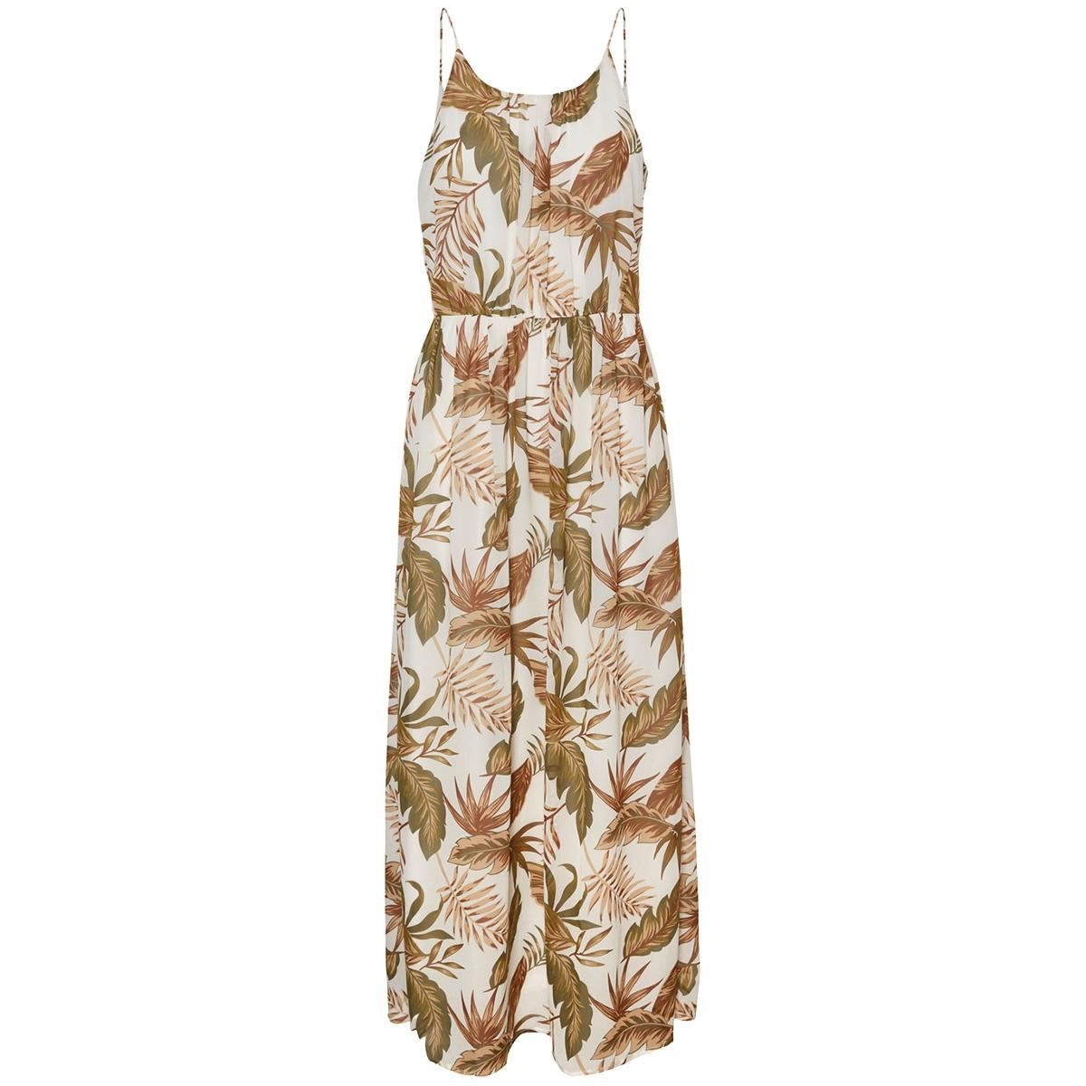 vmtess singlet maxi dress exp 10233997 vero moda jurk birch/jungle