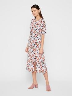 pcavianna 2/4 midi dress oc 17103765 pieces jurk kentucky blue/garden flo