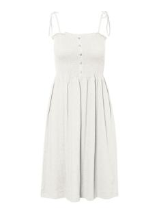 Vero Moda Jurk VMHEY SL BLK DRESS JRS GA 10226006 Snow White