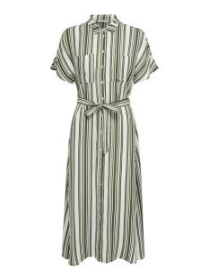 Only Jurk ONLALYCE SHIRT DRESS WVN 15201476 Cloud Dancer/W KALAMATA