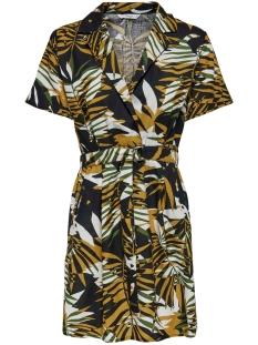 Only Jurk ONLMIE S/S SHORT DRESS WVN 15206943 Chai Tea