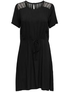 Jacqueline de Yong Jurk JDYSUMMER S/S LACE DRESS WVN 15194639 Black