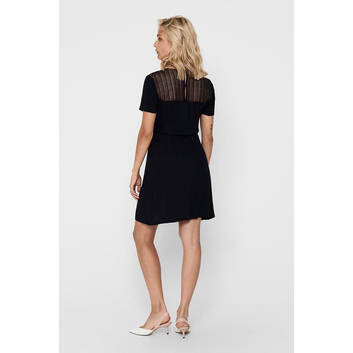 jdysummer s/s lace dress wvn 15194639 jacqueline de yong jurk sky captain