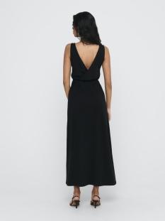 jdyaustin life s/l maxi wrap dress 15204470 jacqueline de yong jurk black
