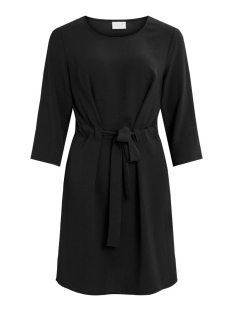 Vila Jurk VIRASHA 3/4 DRESS 14058477 Black