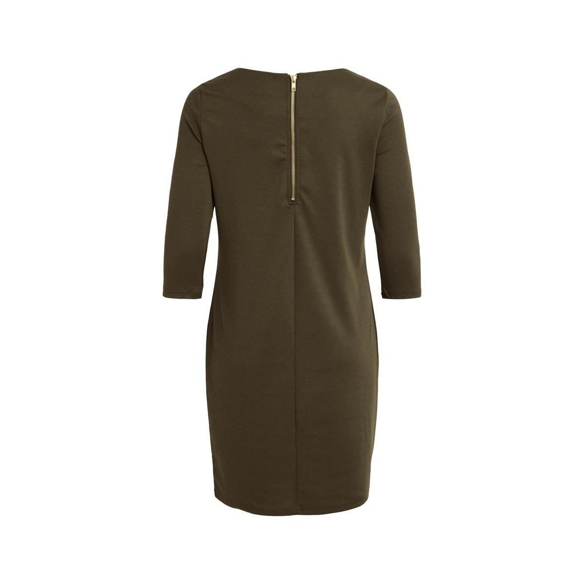 vitinny new dress - noos 14033863 vila jurk forest night