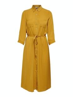 Only Jurk ONLISABELLA 3/4  ABOVE CALF DRESS W 15207070 Chai Tea