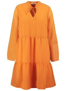 jurk s00082 garcia jurk 3671 orange pepper