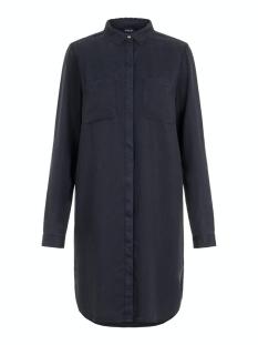 Pieces Jurk PCWHY LS LYOCELL SHIRT DRESS-BI/NOO 17106390 Black