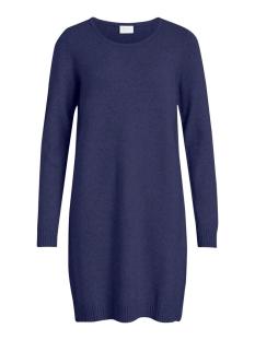 VIRIL L/S KNIT DRESS-FAV 14043280 PATRIOT BLUE