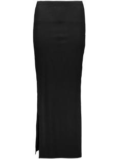 OnlAbbie Long Slit Skirt 15111375 black