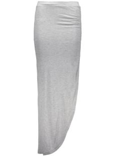 onlnew ria skirt  15116256 only rok light grey melange