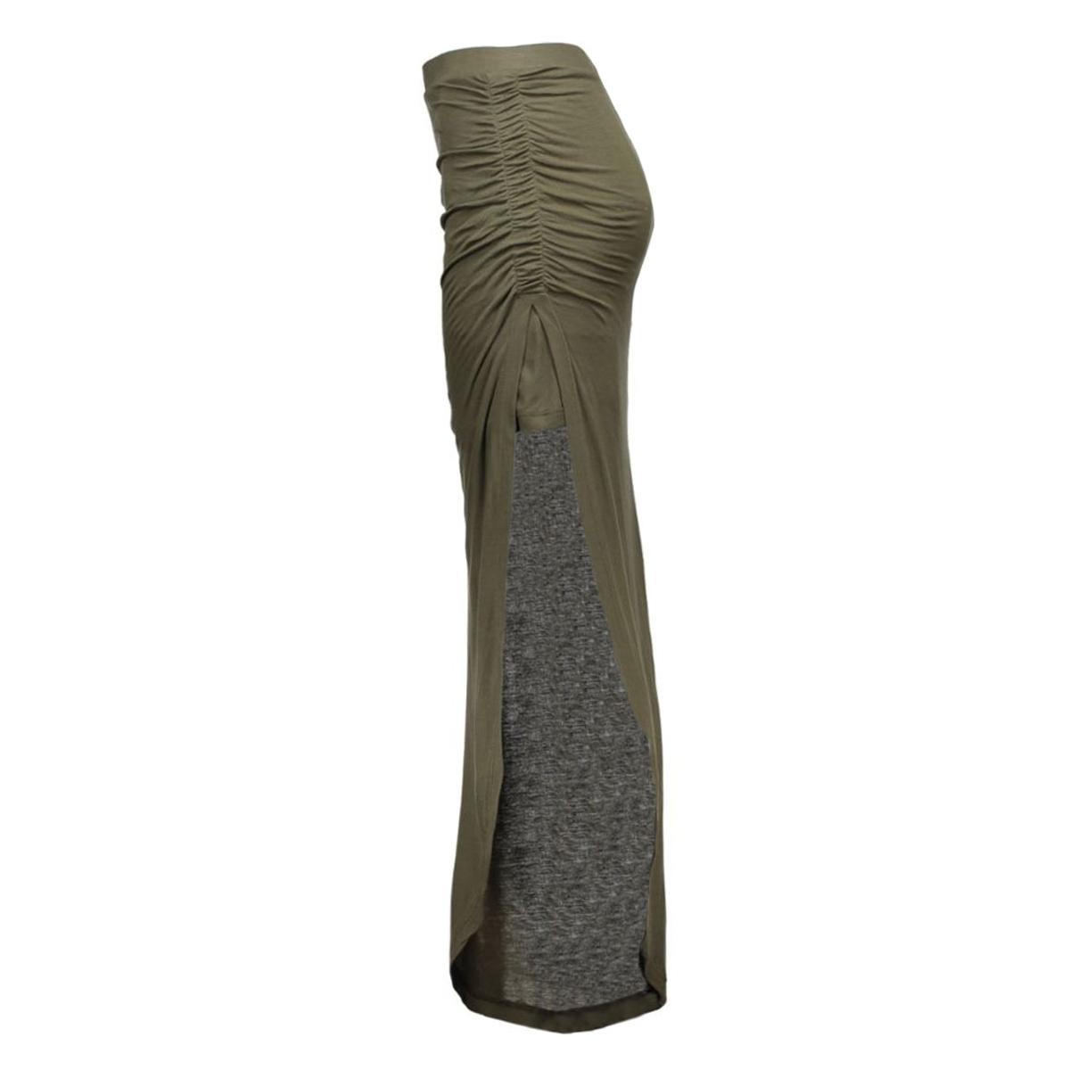 onlnew ria skirt  15116256 only rok greap leaf