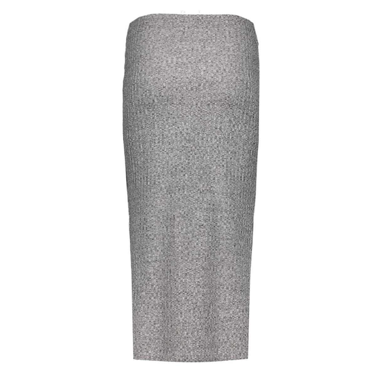 onltina skirt jrs 15120065 only rok light grey melange
