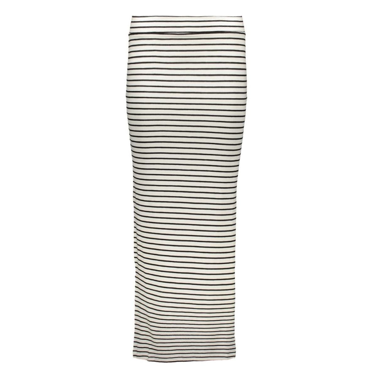 vihonesty new maxi skirt 14032809 2 vila rok snow white