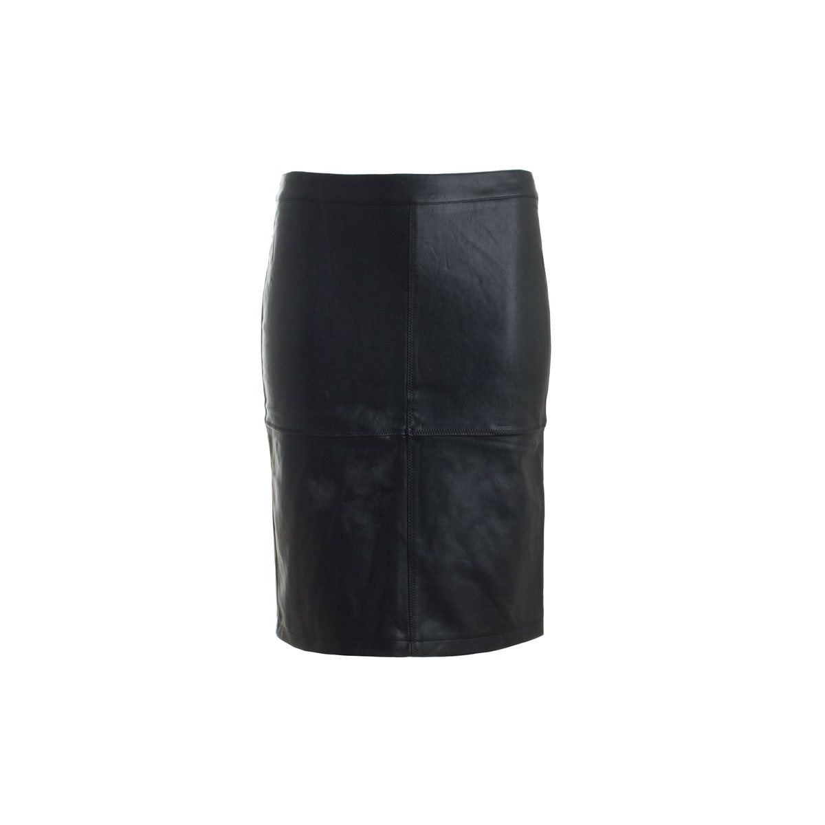 vipen new skirt 14033417 vila rok black