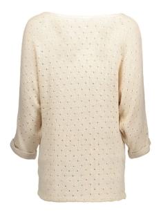vidiga knit loose top tb 14032454 vila trui pink tint