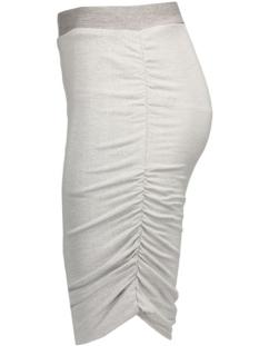 objwait short skirt ex hs 23023318 object rok light grey melange
