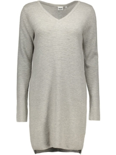 OBJNADINE L/S KNIT DRESS NOOS 23023212 LGM