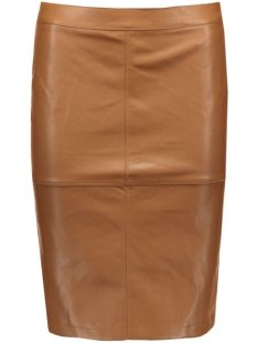 Vila Rok VIPEN NEW SKIRT-NOOS 14033417 Oak Brown