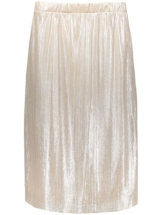 vipol skirt 14037541 vila rok frosted almond