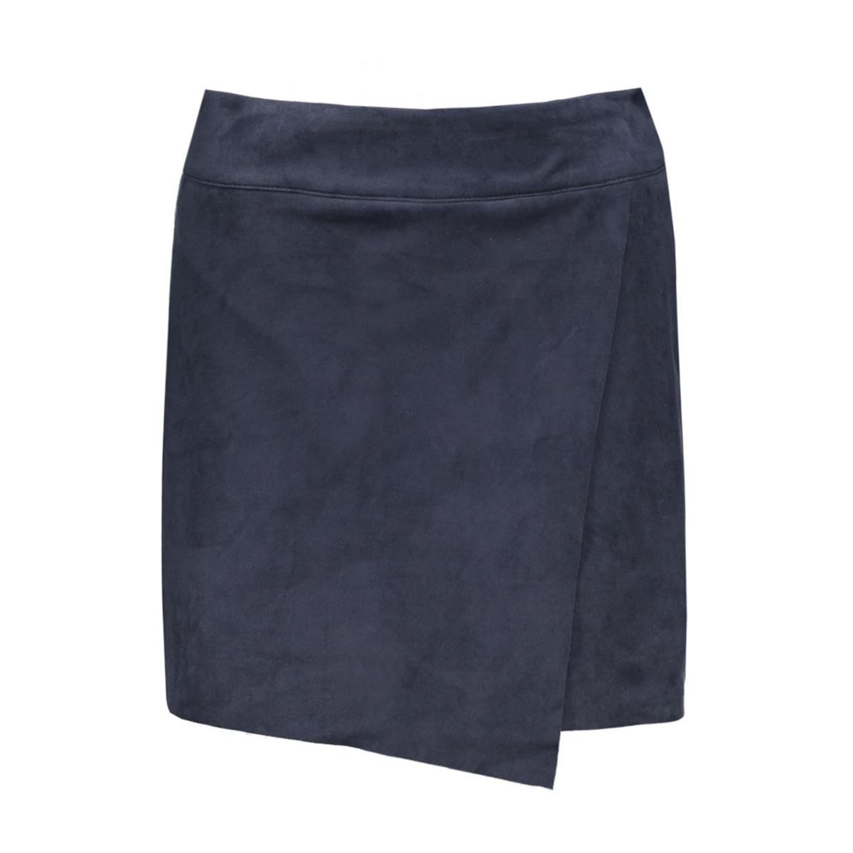 vmmaddie creme short nw fake suede 10159544 vero moda rok navy blazer
