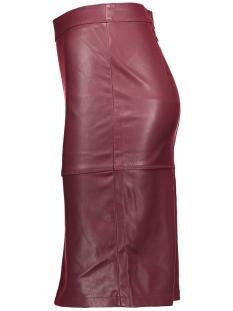 vipen new skirt-noos 14033417 vila rok tawny port