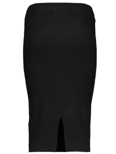 vmglory babette rib skirt 10159355 vero moda rok black