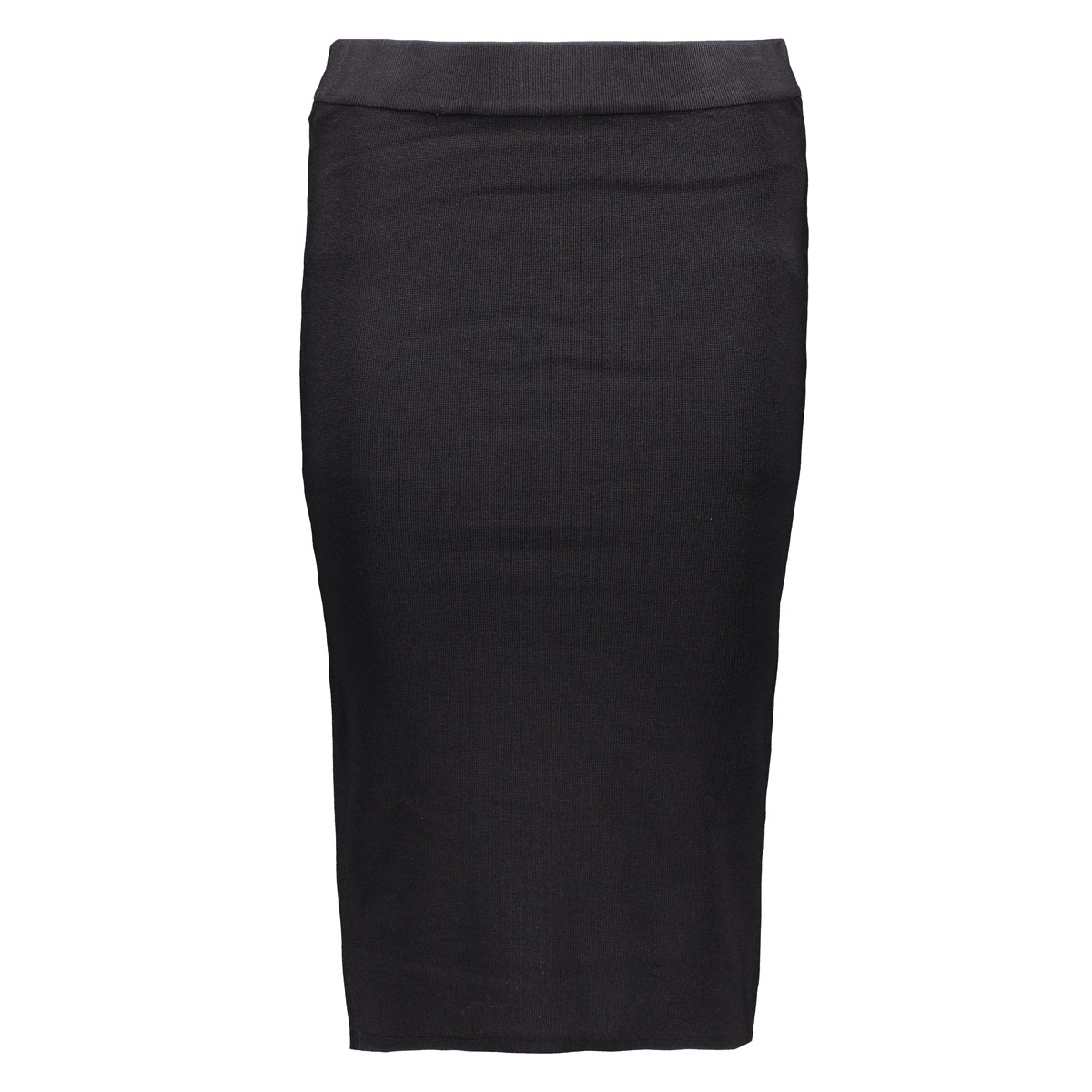 objviola mw calf knit skirt 23023140 object rok black