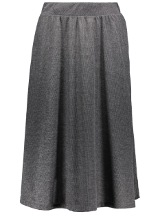 Object Rok OBJCAROLINE MW CALF SKIRT 23022782 Anthracite