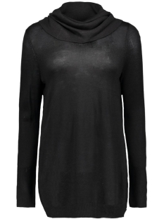 VITOBI DRAPED KNIT TUNIC 14035611 Black