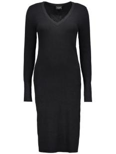 Vila Jurk VIANDREA  L/S KNIT DRESS 14037958 Black