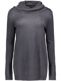 VITOBI DRAPED KNIT TUNIC 14035611 Ebony