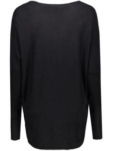 virina volume knit top 14036198 vila trui black
